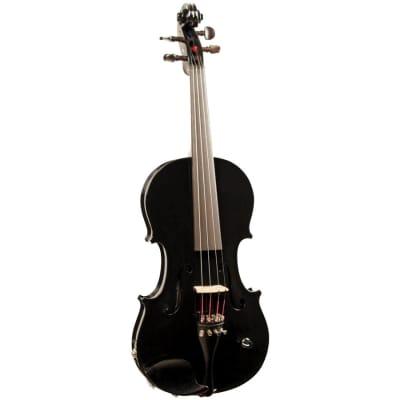 Barcus Berry BbAcoustic Elec Violin Black