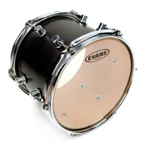 "Evans TT12RGL Resonant Glass Drum Head - 12"""