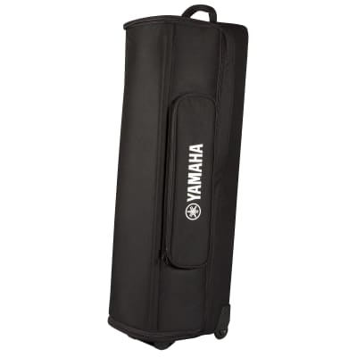 Yamaha YBSP400i Travel Bag Case w Wheels Gig Bag for StagePas 400i System