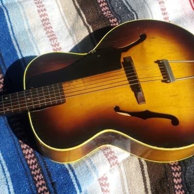 Lee Gibbs  Concertone Ca. 1955 sunburst for sale
