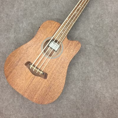 Gold Tone Fretless Micro Bass w/Gig Bag-M-Bass23FL-Great Price-Real Bass Tone!