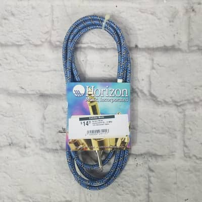 Horizon Music, Incorporated V2-10 BBW 10ft Instrument Cable
