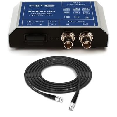 RME MADIface USB | USB 2.0 Audio Interface with 2 x MADI I/O | Pro Audio LA