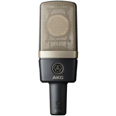 AKG C314 Multi-Pattern Microphone