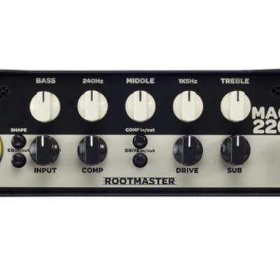 ASHDOWN RM-MAG-220 TESTATA PER BASSO ROOTMASTER 220 WATT for sale