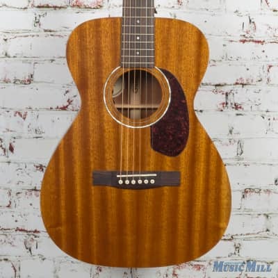 Guild M120E Westerly Series Concert Size Acoustic/Electric NATURAL-3841204821-MSRP $1,045 for sale