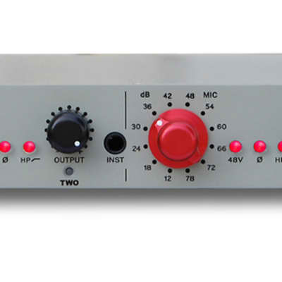 Wunder Audio PAFOUR Plus - 4 Channel Mic Pre | New w/Warranty, Free Shipping from Atlas Pro Audio!