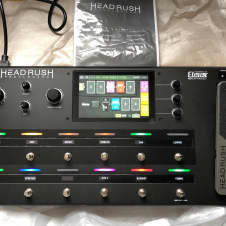 Headrush Pedalboard Multi Effect Processor