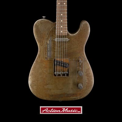 James Trussart Steelcaster 2014 Rust-o-matic for sale