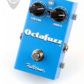 Fulltone Octafuzz OF-2 Fuzz Pedal - Tycobrahe Octavia