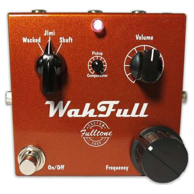 Fulltone Custom Shop CS-WF Wah Full Pedal