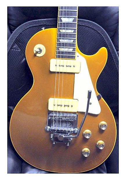 Schaller Stop Tailpiece For Gibson Les Paul: Stetsbar Stop