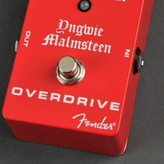 Fender  Malmsteen Overdrive Pedal image