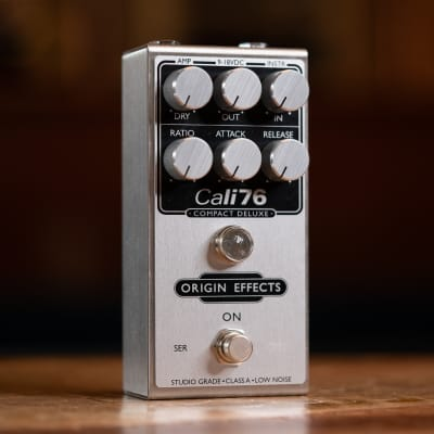 Origin Effects Cali76 Compact Deluxe Compressor