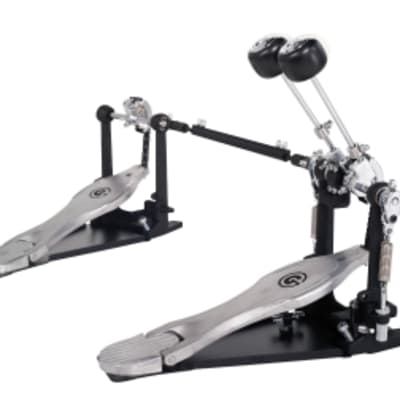 Gibraltar 6700 Series Dual Chain Drive Double Bass Drum Pedal , 6711DB