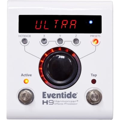 BRAND NEW! Eventide H9 Harmonizer Multi-Effects Pedal White FREE SHIPPING! Eventide Dealer! image