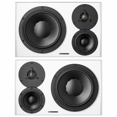 Dynaudio LYD 48 3-Way Active Studio Monitor Pair