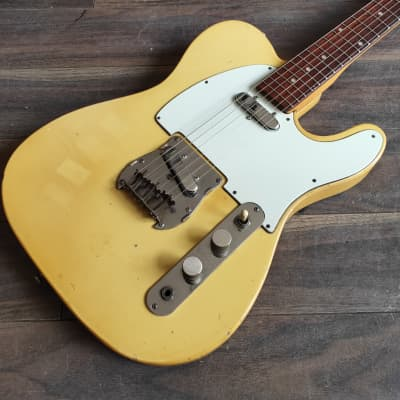 1960's Fresher Telecaster Vintage Electric Guitar (Made in Japan) for sale