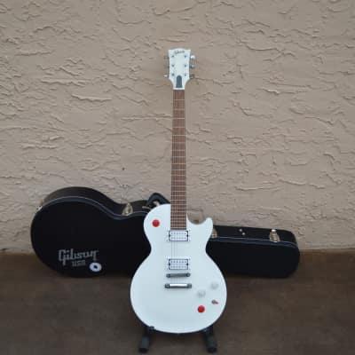 Gibson Buckethead Les Paul Studio Satin White