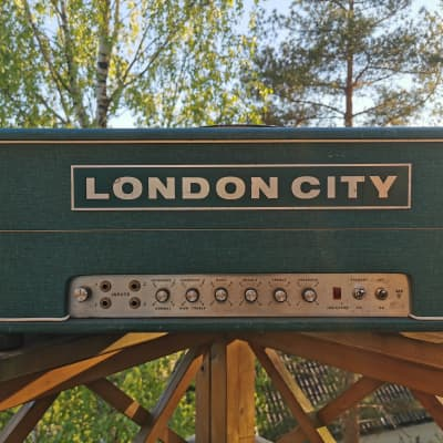 London City DEA 130 1971 Turquoise green for sale