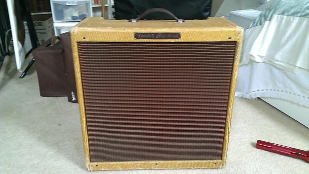 fender bassman 1956 rolomoto 39 s gear reverb. Black Bedroom Furniture Sets. Home Design Ideas