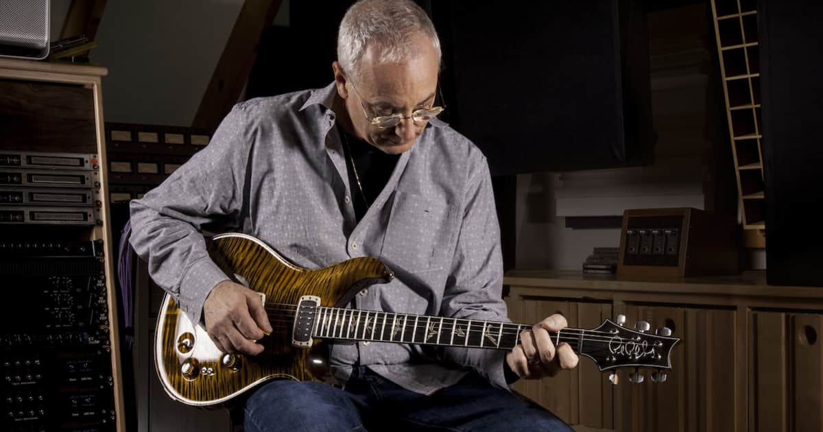 Paul Reed Smith Responds To John Mayer Silver Sky Reverb