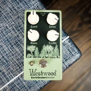 Earthquaker Devices Westwood Translucent Drive Manipulator for sale