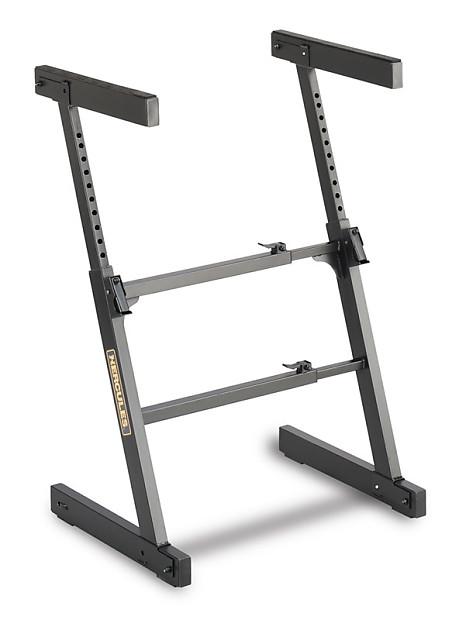 Hercules KS400B Adjustable Z-frame Keyboard Stand | Reverb