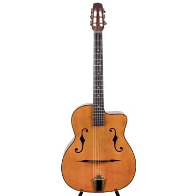 Anton Sandner Selmer Gypsy Jazz-Gitarre mit F-Löchern 2021/ Nr.11 LS1 for sale