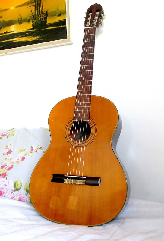 Clear Sound 70s Vintage Classical Guitar Japan Unknown