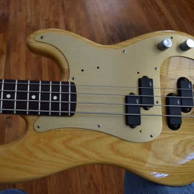 Fender Precision Bass Elite II , 1983, Natural ash & maple, Great condition, American made for sale