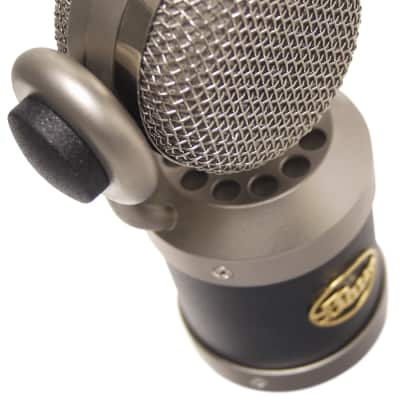 Blue Microphones Mouse Condenser Microphone [OPEN BOX DEMO]