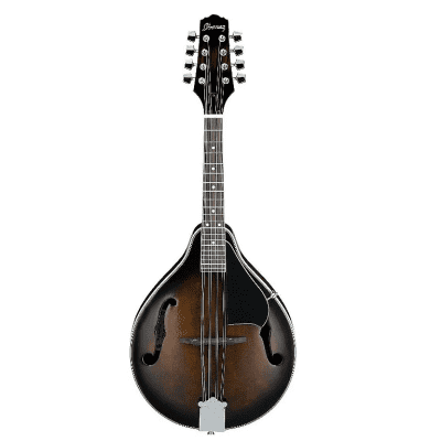 Ibanez M510 Spruce / Sapele A-Style Mandolin