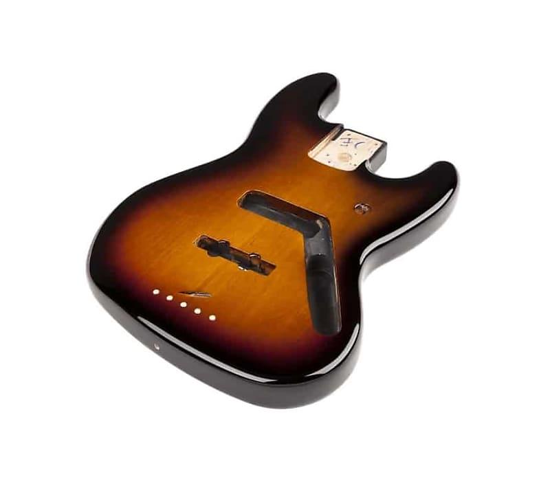 099-8008-706 Fender Mexico//Mexican Jazz//J-Bass Alder Bass Body BLACK