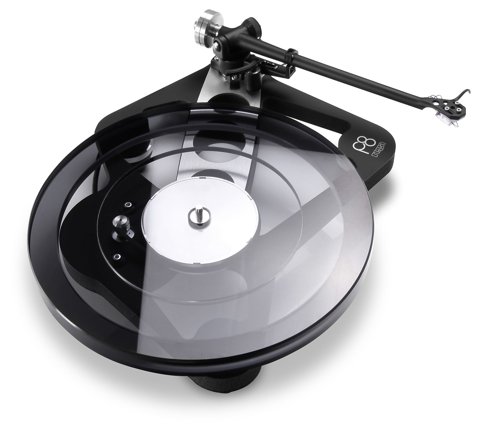 Rega Planar 8 Turntable w/ Neo PSU Power Supply, RB880 Tonearm & Ania Cartridge