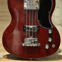 Gibson SG Bass Standard 2010s Heritage Cherry image
