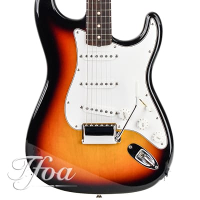 Fender 1960 Stratocaster Sunburst NOS 2006 for sale