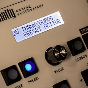Moog Free Percussion & Legacy Preset Pack for Little or Slim Phatty