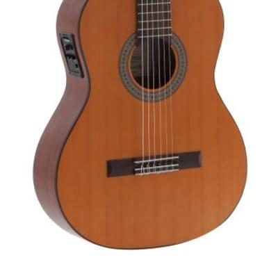 Admira Juanita-E classical guitar with cedar top, Electrified series Acoustic Guitar JUANITA-E for sale