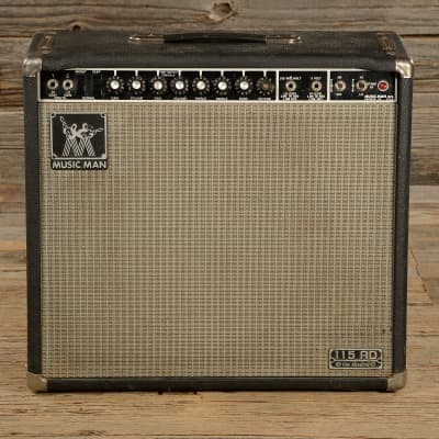 "Music Man 115 RD One Hundred 100-Watt 1x15"" Guitar Combo with Distortion 1980 - 1984"