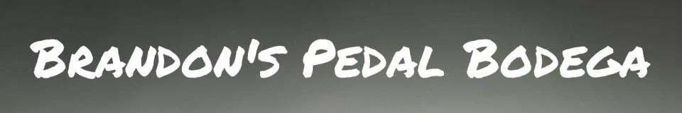 Brandon's Pedal Bodega