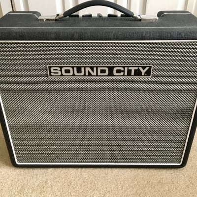 Sound City SC 20 combo Black for sale