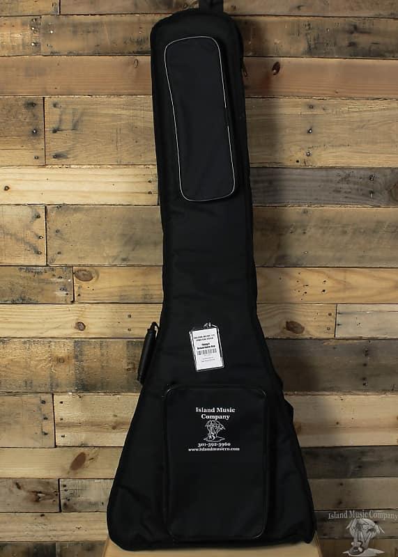 f0d08cd4af2 Island Music Pro Gig Gear - Flying V Deluxe Guitar Bag | Reverb