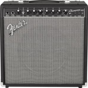 Fender Champion 40 Guitar Amplifier with 12