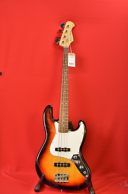 Harley Benton JB-20 4 String Bass Guitar