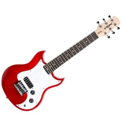 Vox SDC-1 Mini Electric Guitar - Red