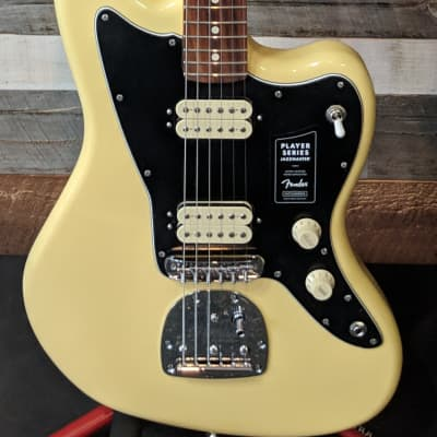Fender Player Jazzmaster Pau Ferro Fingerboard Electric Guitar Buttercream for sale
