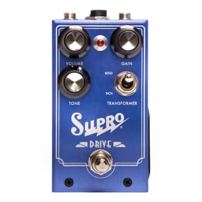 Supro 1305 Drive Pedal for sale
