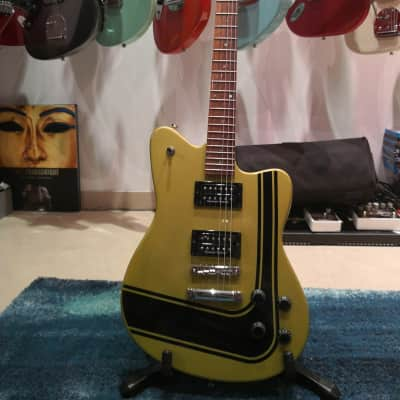 Fender Toronado GT Olive Green with Competition Stripes for sale