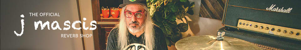 The Official J Mascis of Dinosaur Jr Reverb Shop